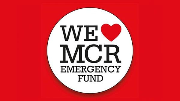 We Love Manchester Emergency Fund