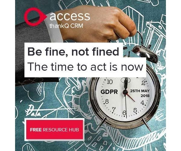 GDPR Resources hub - be fine, not fined