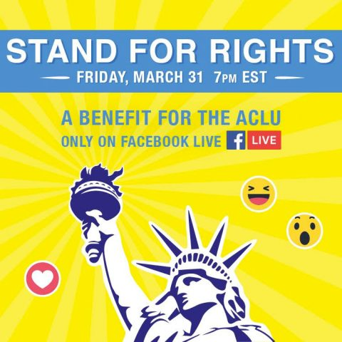 ACLU Stand for Rights
