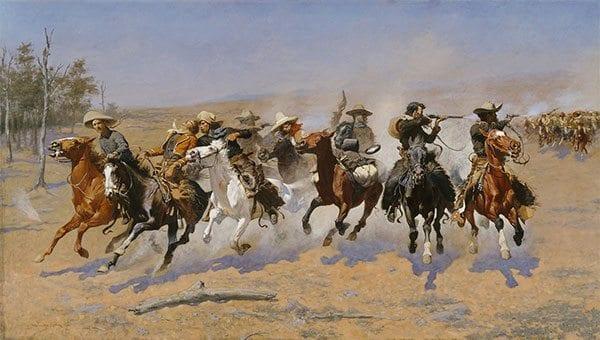 Cowboys - pixabay.com