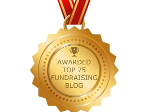 UK Fundraising ranked in the Top 75 Fundraising Blogs