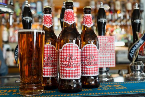 The Great Get Together Beer, in aid of the Jo Cox Foundation