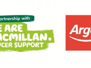 Argos raises £2m in two years for Macmillan Cancer Support