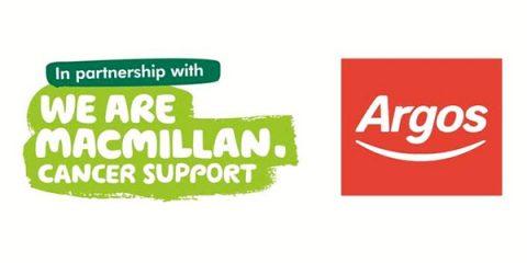 Macmillan Argos partnership