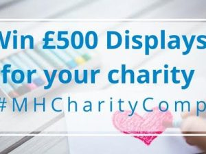 Marler Haley offers £500 in display equipment in charity competition
