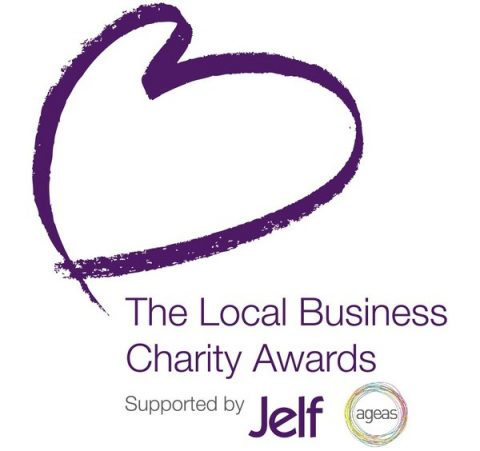 local charity business awards