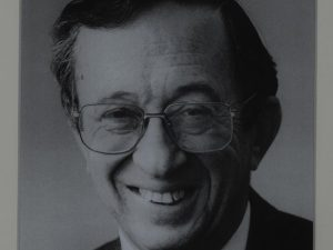 Charity sector pays tribute to Lord Joffe