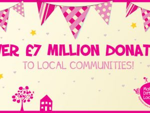 Nisa donations to community causes hit £7 million