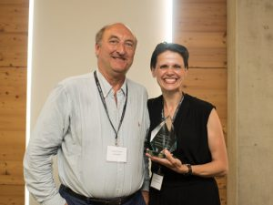 House of St Barnabas CEO named Charity Bank Change Maker of the Year