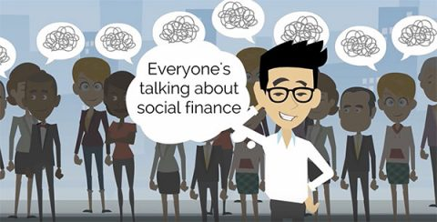Everyone's talking about social finance - from UCIT video