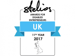 2017 Stelios Award for Disabled Entrepreneurs in the UK open for entries