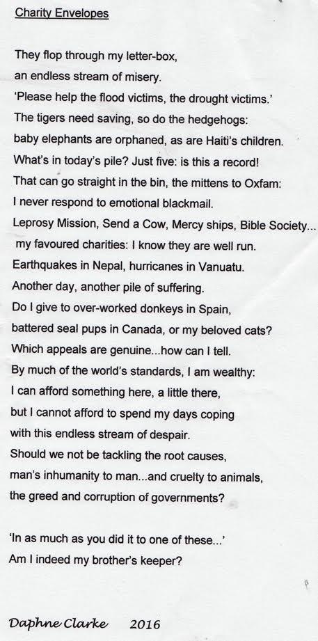 Daphne's poem