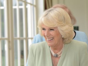 Duchess of Cornwall becomes patron of The Silver Line Helpline