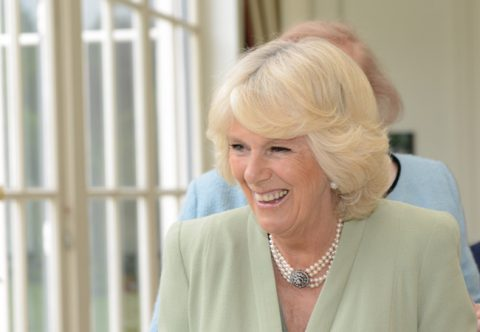 Duchess of Cornwall (2013) - photo: British Embassy Paris on Flickr.com