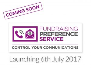 Fundraising Preference Service goes live