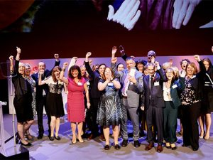 Eight community health and wellbeing charities win 2018 GSK IMPACT Awards