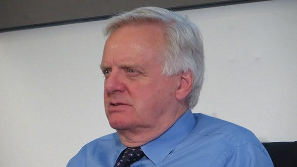 Lord Michael Grade, chair of the Fundraising Regulator