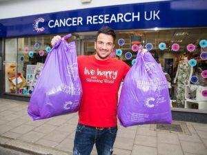 Big Slimming World Clothes Throw raises £3.3m for Cancer Research UK