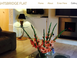 Knightsbridge flat raffle to give percentage of proceeds to homeless charities