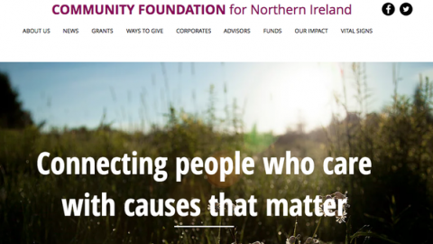 community fund for northern ireland