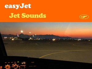 easyJet releases charity album of sleep-inducing jet engine noise