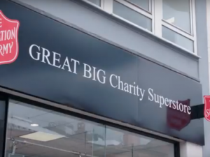 Salvation Army opens first charity superstore in Northampton