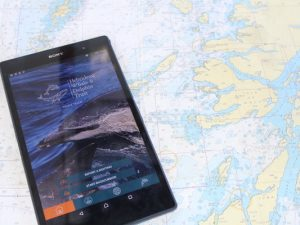 Charity Whale Track app encourages citizen science in the Hebrides