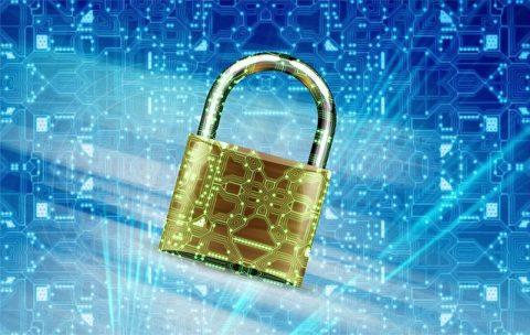 padlock data security