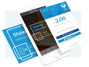 Thyngs adds PayPal as option for cashless mobile donations