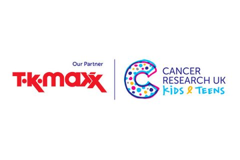 TK Maxx and Cancer Research Kids & Teens