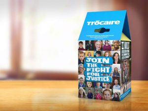 Trocaire N Ireland posts drop in fundraising income