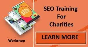 SEO Workshop For Charities