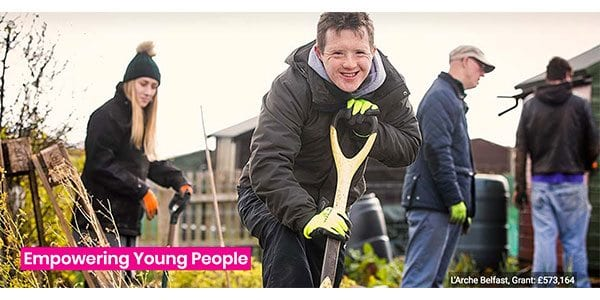 Empowering Young People in Northern Ireland