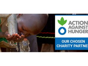 Gourmet Society in £120k partnership with Action Against Hunger