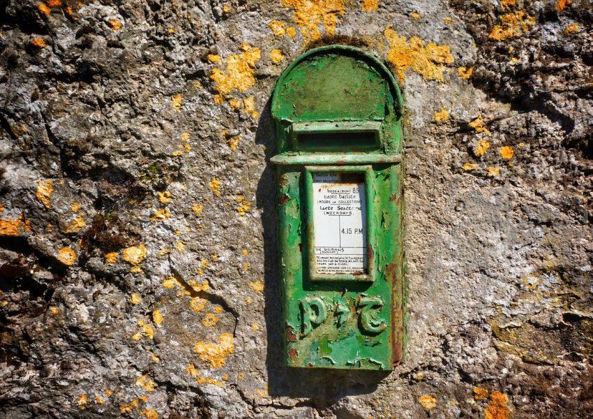Ireland post box - image: Pixabay.com