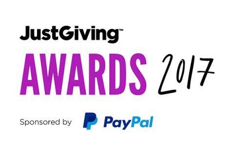 JustGiving Awards 2017