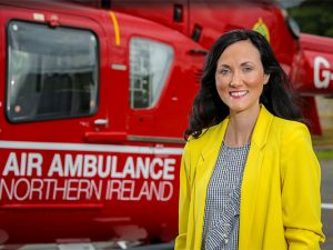 Air Ambulance NI makes first fundraising appointment