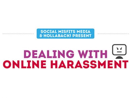 A guide to dealing with online harassment for charities and social enterprises