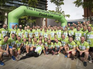 Ten great corporate fundraising partnerships for September 2017