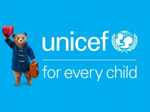 Paddington™ to become a Champion for Children in support of UNICEF