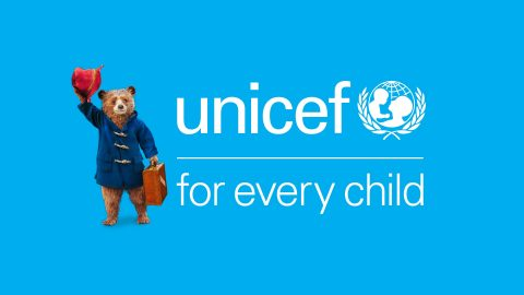 Paddington supports UNICEF