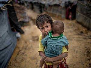 Disasters Emergency Committee launches emergency appeal for people fleeing Myanmar
