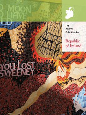 Atlantic Philanthropies story - cover