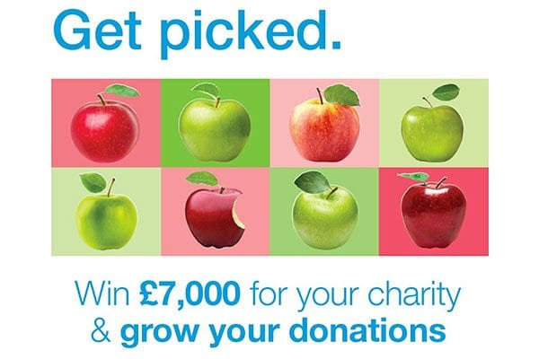 My Favourite Charity - win £7000