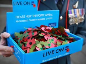 Poppy Appeal collectors to accept old pound coin after deadline