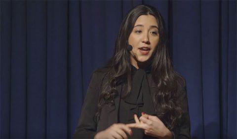 Layla Jarjani at TEDxCambrigeUniversity