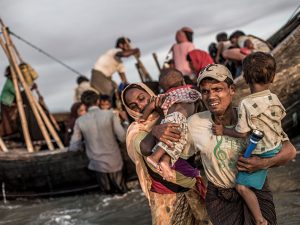 DEC raises £3m in 24 hours for people fleeing Myanmar