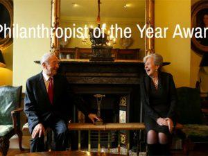 Irish philanthropy awards open