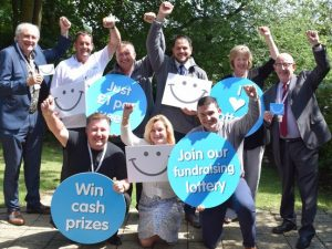 St Helena Hospice launch 'make a smile' fundraising lottery to support local charities