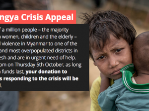 The Big Give launches Rohingya matched giving campaign in support of seven charities